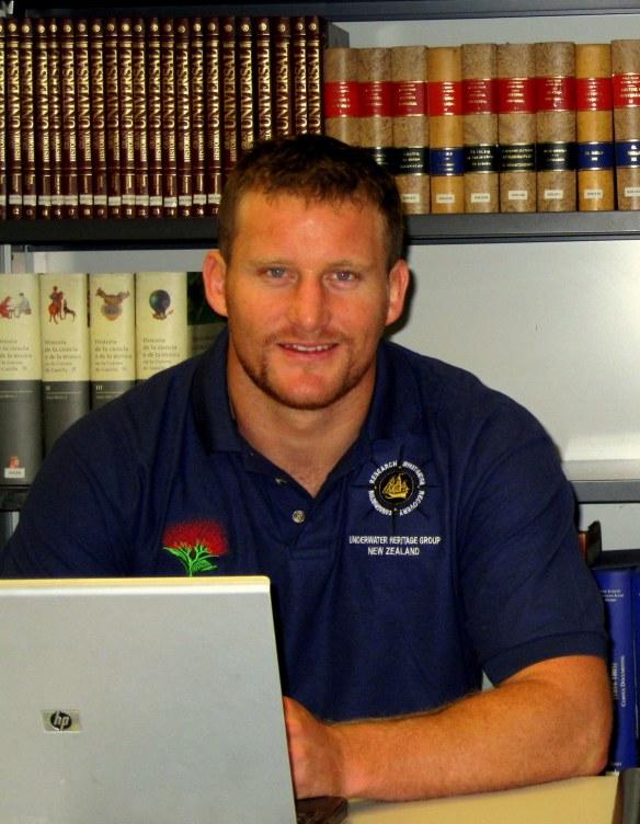 Winston Cowie - New Zealand Author
