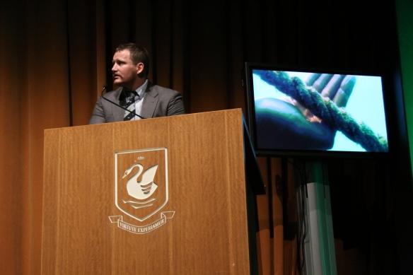 Winston Cowie Westlake Graduation Dinner speech 2012