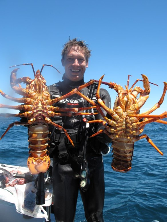 James Marshall  - Best Crayfish!