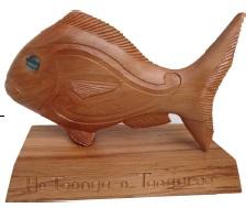 Moana Nui Fishing Trophy