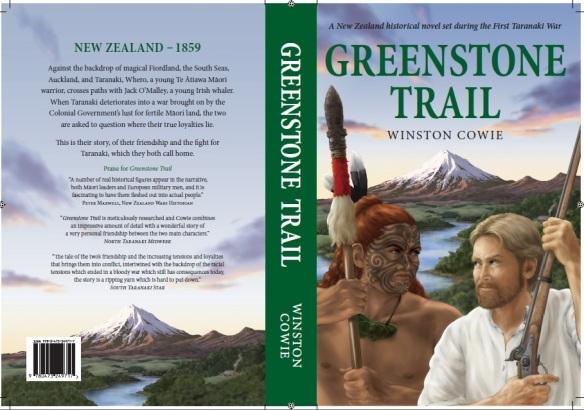 Greenstone Trail by Winston Cowie