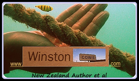 New Zealand Author Winston Cowie