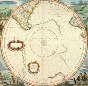 Henricus Hondius Map 1637