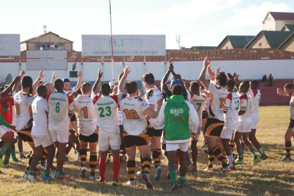 Air Seychelles Mike Ballard Foundation Conquistadors v Madagascar
