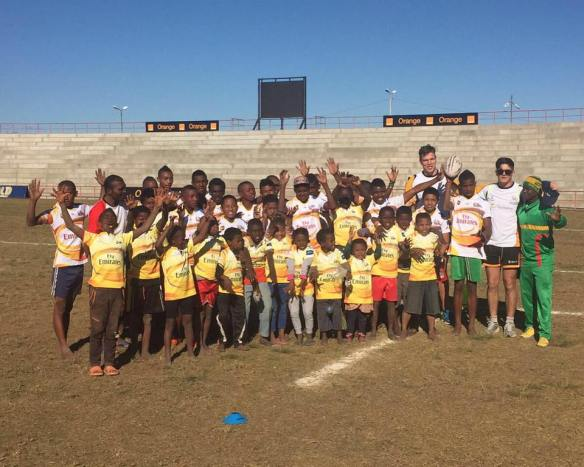 The Dubai Hurricanes were incredibly generous, donating the most of any club!